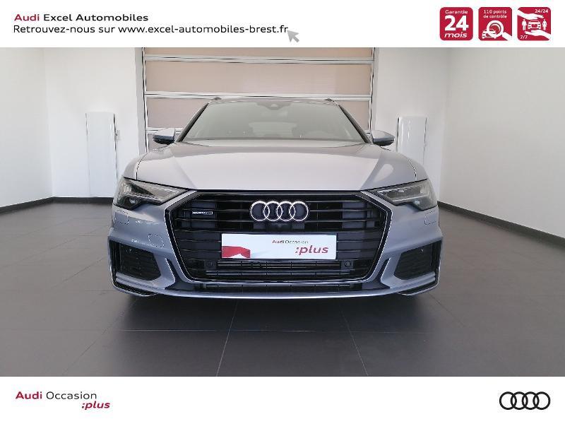 Photo 2 de l'offre de AUDI A6 Avant 50 TDI 286ch S line quattro tiptronic à 61900€ chez Excel Automobiles – Audi Brest