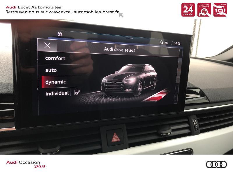 Photo 14 de l'offre de AUDI A4 Avant 35 TFSI 150 CH S TRONIC S LINE à 39490€ chez Excel Automobiles – Audi Brest