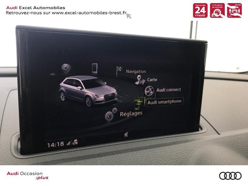 Photo 13 de l'offre de AUDI A3 Sportback 30 TDI 116ch S line Plus Euro6d-T à 26990€ chez Excel Automobiles – Audi Brest