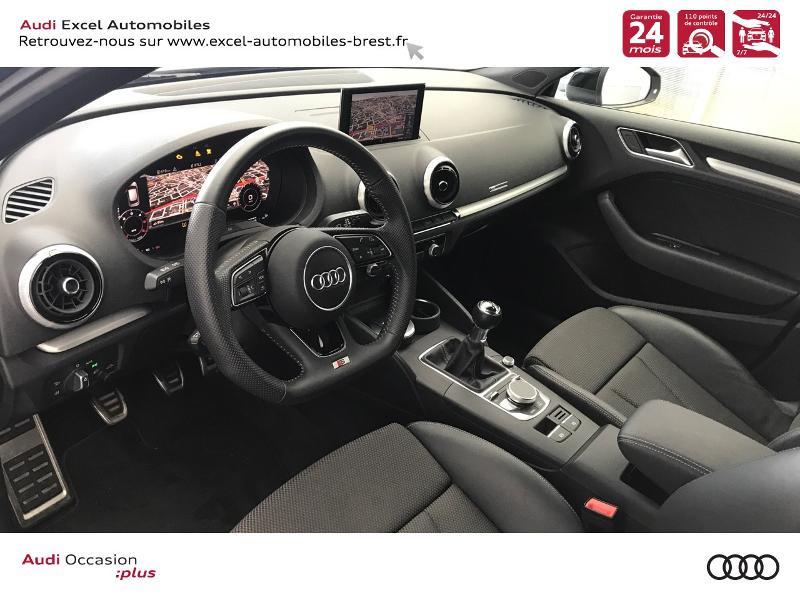 Photo 6 de l'offre de AUDI A3 Sportback 30 TDI 116ch S line Plus Euro6d-T à 26990€ chez Excel Automobiles – Audi Brest