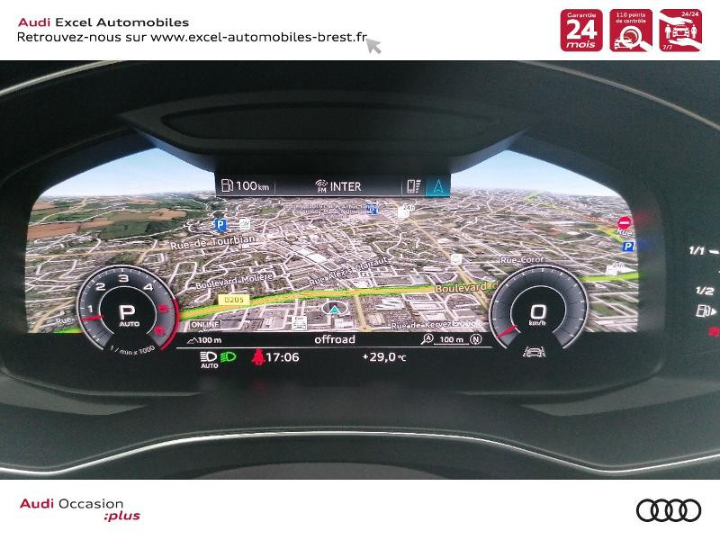 Photo 16 de l'offre de AUDI A6 Avant 50 TDI 286ch S line quattro tiptronic à 61900€ chez Excel Automobiles – Audi Brest