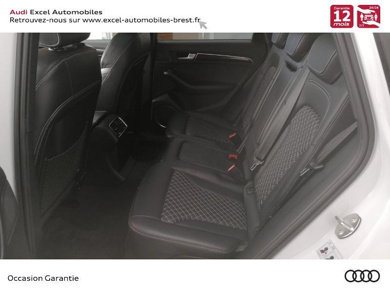 Photo 8 de l'offre de AUDI SQ5 3.0 V6 BiTDI 340ch plus quattro Tiptronic à 44290€ chez Excel Automobiles – Audi Brest