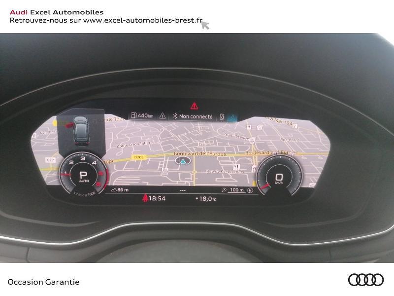 Photo 16 de l'offre de AUDI A4 Avant 40 TDI 190ch S line Stronic 7 à 49990€ chez Excel Automobiles – Audi Brest