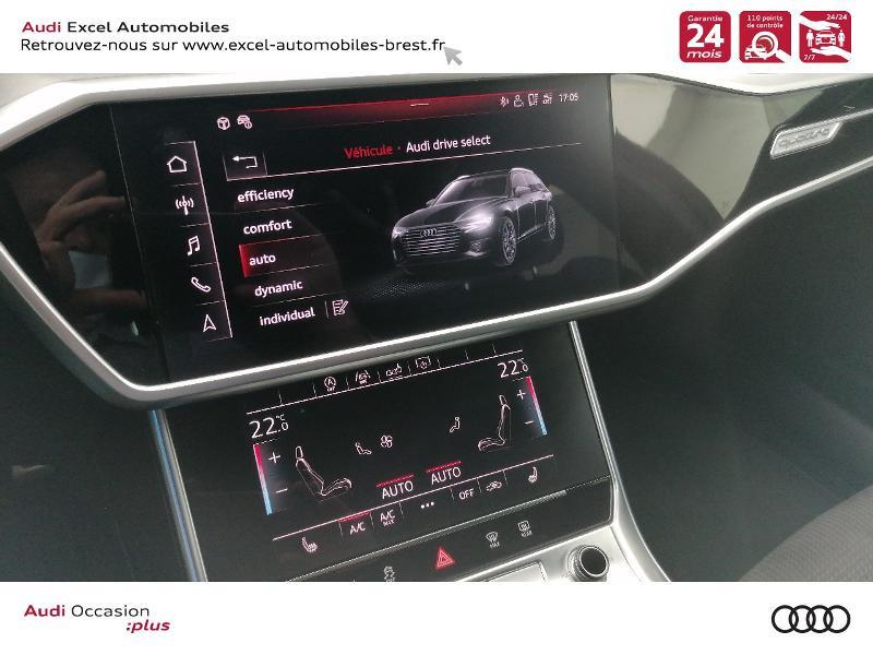 Photo 15 de l'offre de AUDI A6 Avant 50 TDI 286ch S line quattro tiptronic à 61900€ chez Excel Automobiles – Audi Brest