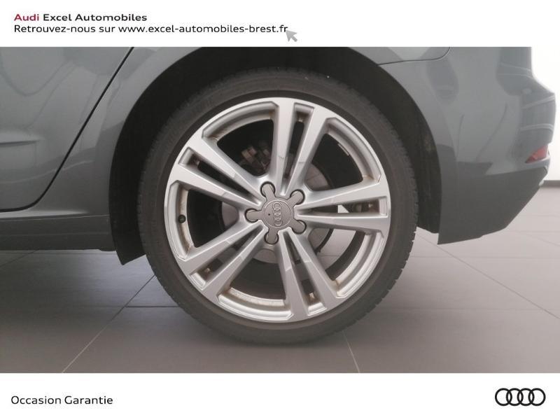 Photo 10 de l'offre de AUDI A3 Sportback 30 TFSI 116ch S line Euro6d-T à 24990€ chez Excel Automobiles – Audi Brest