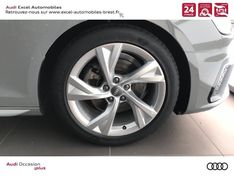 Photo 19 de l'offre de AUDI A4 Avant 35 TFSI 150 CH S TRONIC S LINE à 39490€ chez Excel Automobiles – Audi Brest