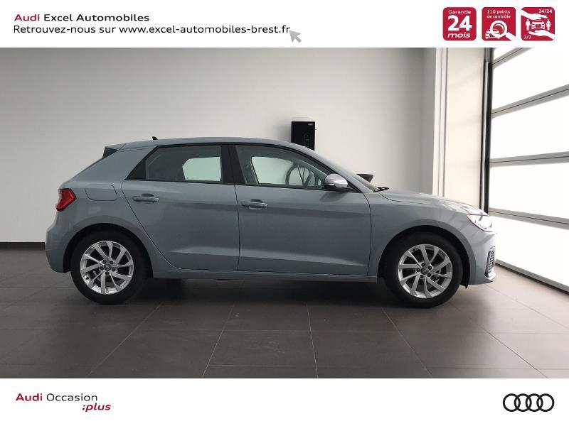 Photo 3 de l'offre de AUDI A1 Sportback 25 TFSI 95ch Design S tronic 7 à 23490€ chez Excel Automobiles – Audi Brest