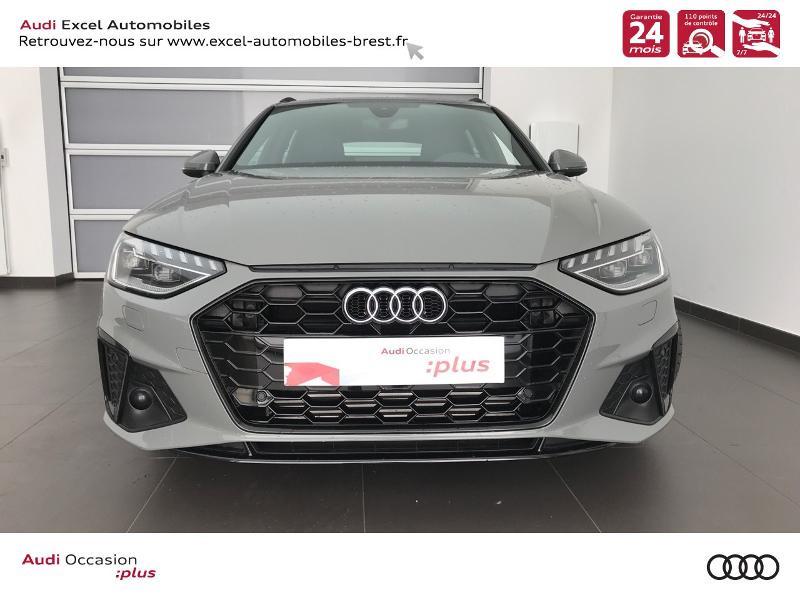 Photo 2 de l'offre de AUDI A4 Avant 35 TFSI 150 CH S TRONIC S LINE à 39490€ chez Excel Automobiles – Audi Brest