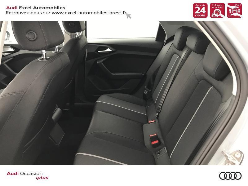Photo 8 de l'offre de AUDI A1 Sportback 25 TFSI 95ch Design S tronic 7 à 23490€ chez Excel Automobiles – Audi Brest