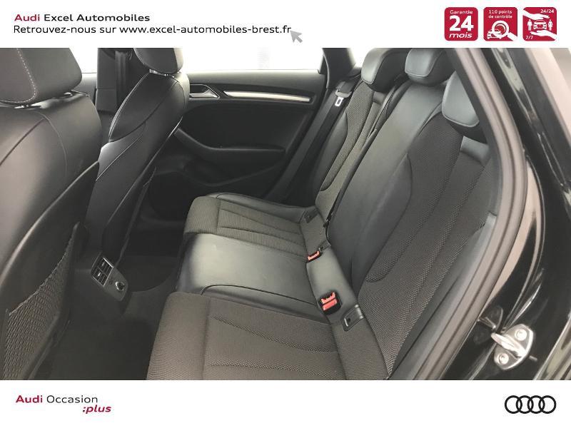 Photo 8 de l'offre de AUDI A3 Sportback 30 TDI 116ch S line Plus Euro6d-T à 26990€ chez Excel Automobiles – Audi Brest