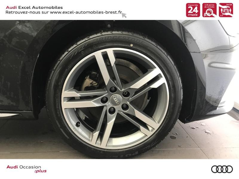 Photo 18 de l'offre de AUDI Nouvelle A4 AVANT 2.0 TDI 150 CH S TRONIC 7 S LINE à 37990€ chez Excel Automobiles – Audi Brest