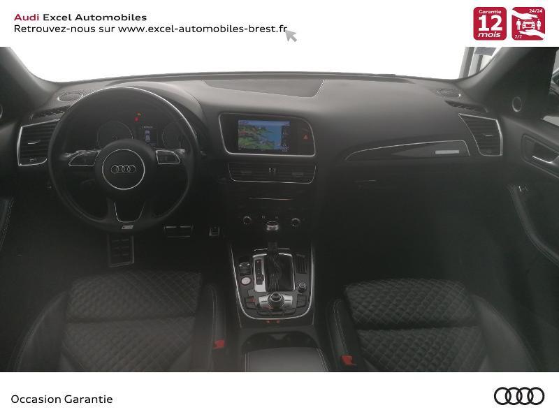 Photo 6 de l'offre de AUDI SQ5 3.0 V6 BiTDI 340ch plus quattro Tiptronic à 44290€ chez Excel Automobiles – Audi Brest