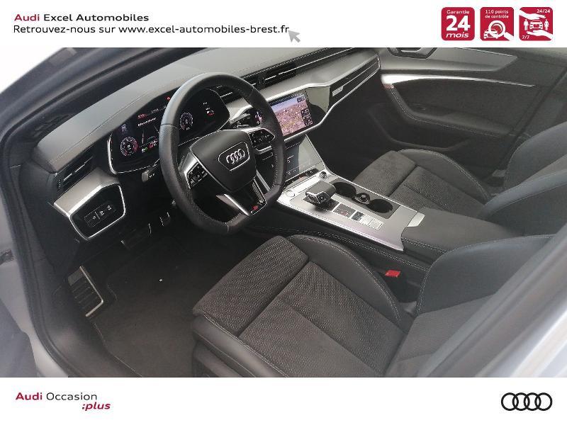 Photo 7 de l'offre de AUDI A6 Avant 50 TDI 286ch S line quattro tiptronic à 61900€ chez Excel Automobiles – Audi Brest