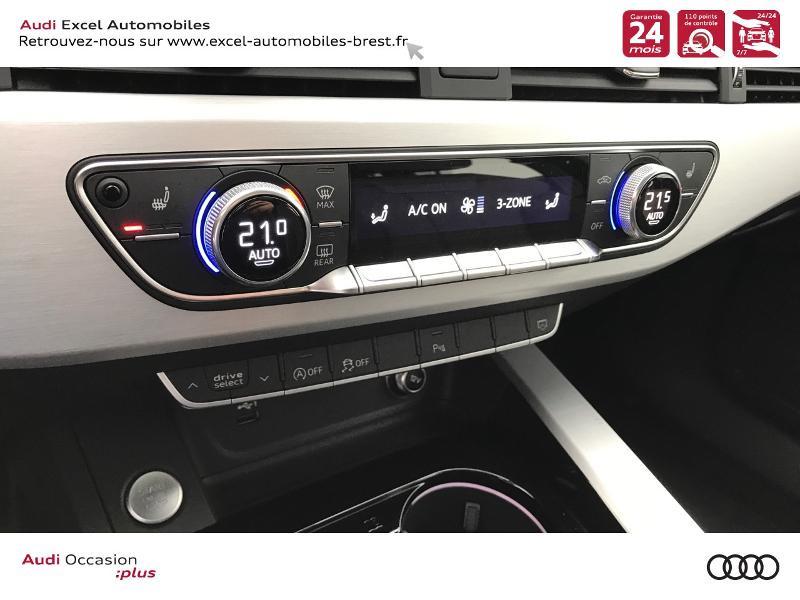 Photo 13 de l'offre de AUDI A4 Avant 35 TFSI 150 CH S TRONIC S LINE à 39490€ chez Excel Automobiles – Audi Brest