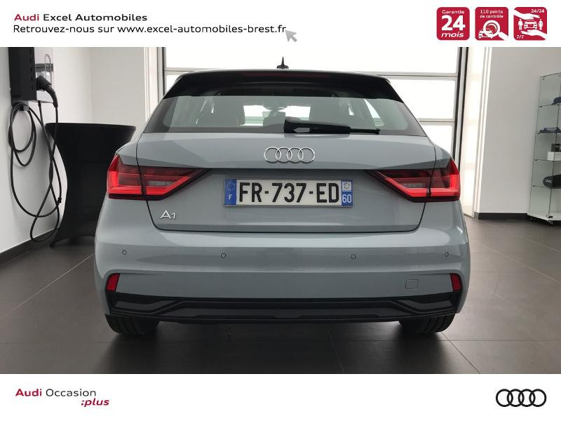 Photo 5 de l'offre de AUDI A1 Sportback 25 TFSI 95ch Design S tronic 7 à 23490€ chez Excel Automobiles – Audi Brest