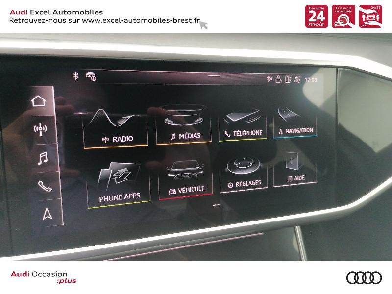 Photo 13 de l'offre de AUDI A6 Avant 50 TDI 286ch S line quattro tiptronic à 61900€ chez Excel Automobiles – Audi Brest