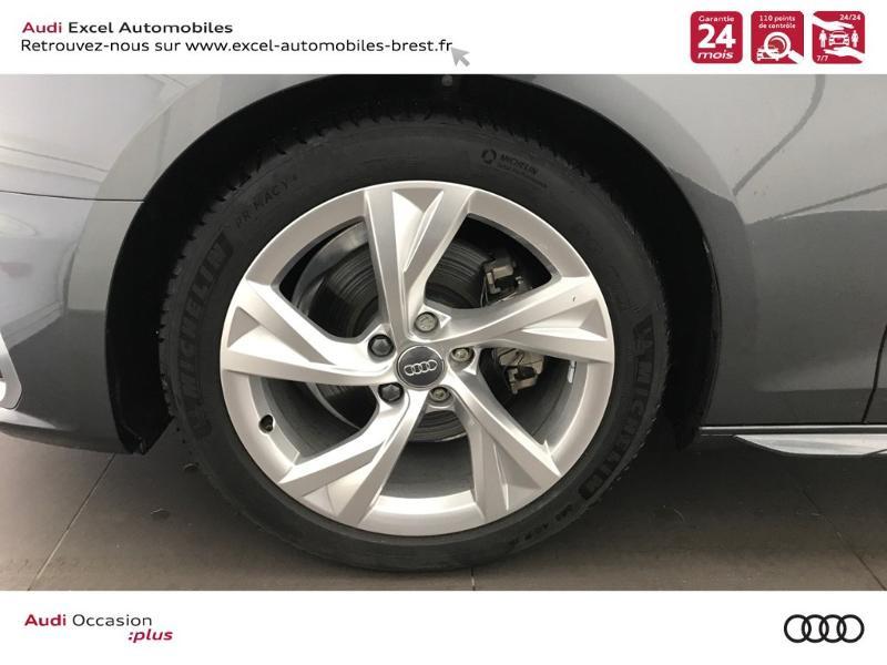 Photo 16 de l'offre de AUDI A4 Avant 35 TDI 163ch S line S tronic 7 94g à 39900€ chez Excel Automobiles – Audi Brest