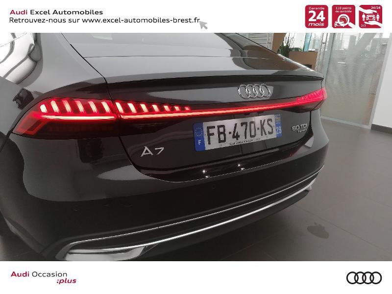 Photo 19 de l'offre de AUDI A7 Sportback 50 TDI 286ch Avus quattro tiptronic 8 Euro6d-T 138g à 59900€ chez Excel Automobiles – Audi Brest