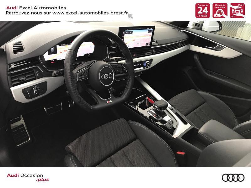 Photo 6 de l'offre de AUDI A4 Avant 35 TFSI 150 CH S TRONIC S LINE à 39490€ chez Excel Automobiles – Audi Brest