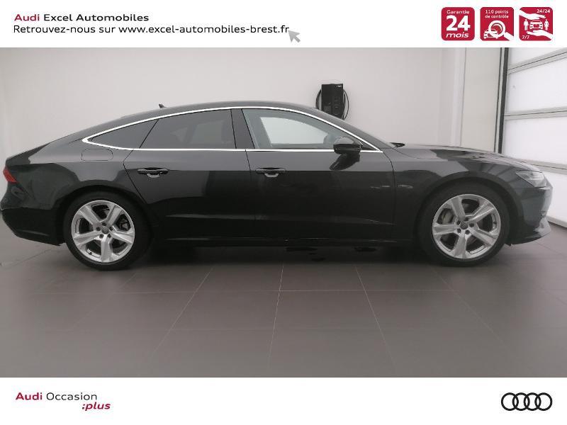 Photo 3 de l'offre de AUDI A7 Sportback 50 TDI 286ch Avus quattro tiptronic 8 Euro6d-T 138g à 59900€ chez Excel Automobiles – Audi Brest