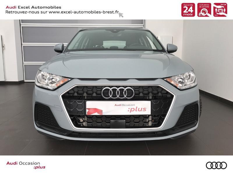 Photo 2 de l'offre de AUDI A1 Sportback 25 TFSI 95ch Design S tronic 7 à 23490€ chez Excel Automobiles – Audi Brest