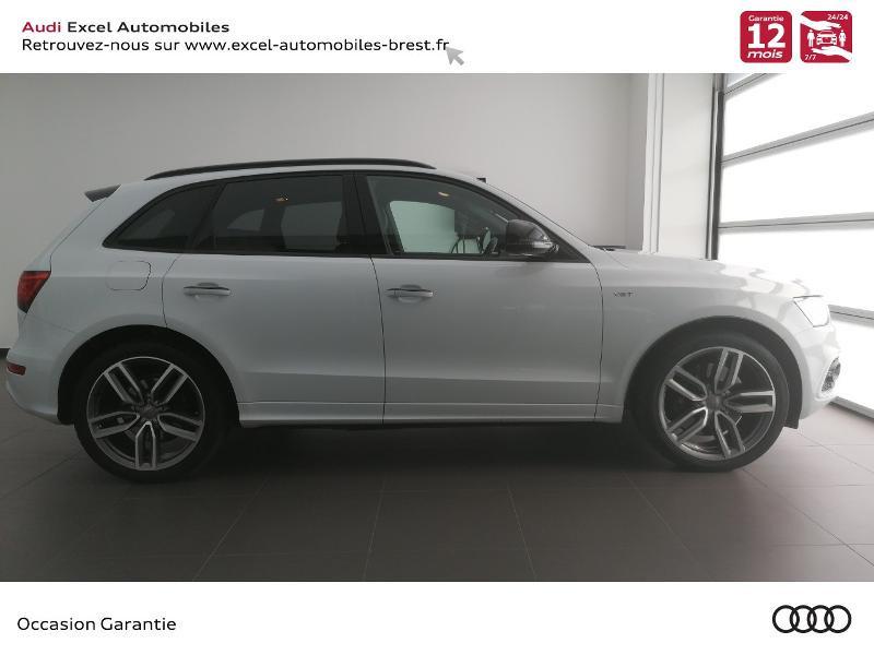 Photo 3 de l'offre de AUDI SQ5 3.0 V6 BiTDI 340ch plus quattro Tiptronic à 44290€ chez Excel Automobiles – Audi Brest