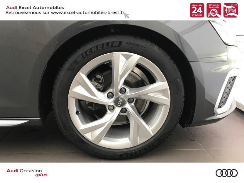 Photo 19 de l'offre de AUDI A4 Avant 35 TDI 163ch S line S tronic 7 94g à 39900€ chez Excel Automobiles – Audi Brest