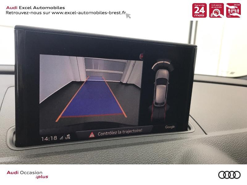 Photo 12 de l'offre de AUDI A3 Sportback 30 TDI 116ch S line Plus Euro6d-T à 26990€ chez Excel Automobiles – Audi Brest