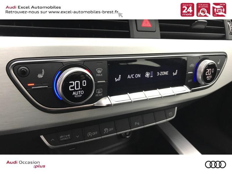 Photo 15 de l'offre de AUDI A4 Avant 35 TDI 163ch S line S tronic 7 94g à 39900€ chez Excel Automobiles – Audi Brest