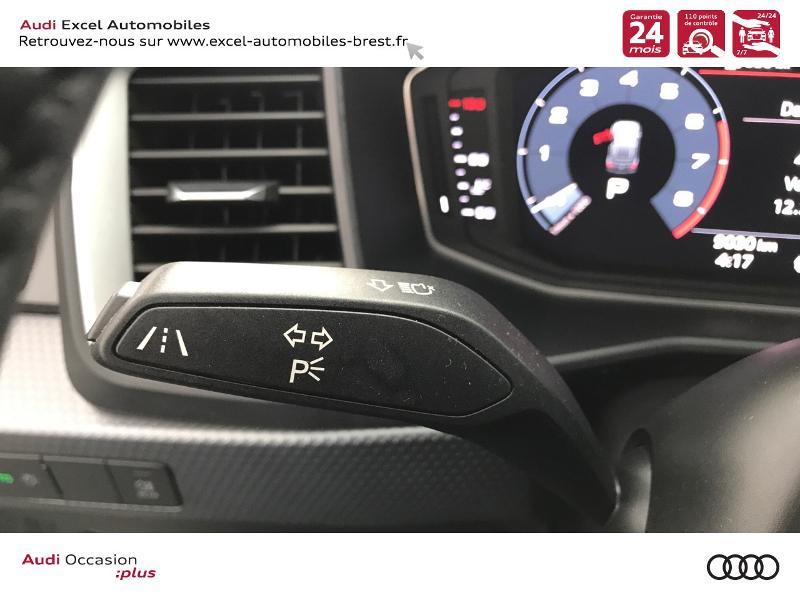 Photo 14 de l'offre de AUDI A1 Sportback 25 TFSI 95ch Design S tronic 7 à 23490€ chez Excel Automobiles – Audi Brest
