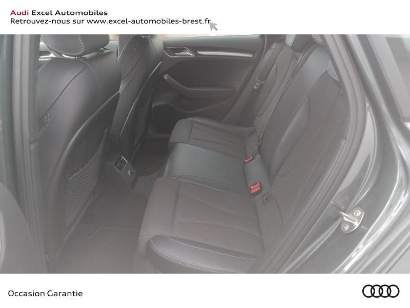 Photo 8 de l'offre de AUDI A3 Sportback 30 TFSI 116ch S line Euro6d-T à 24990€ chez Excel Automobiles – Audi Brest