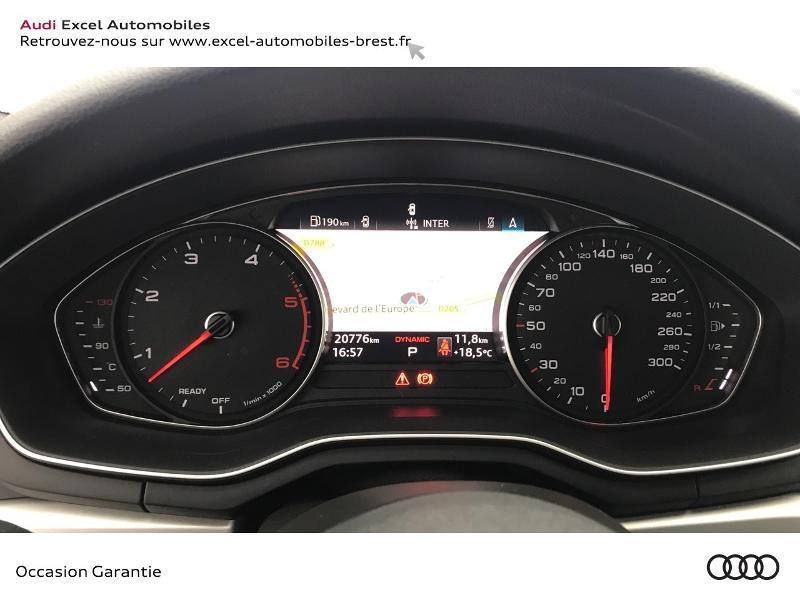 Photo 15 de l'offre de AUDI A4 Avant 45 TDI 231ch S line quattro tiptronic 8 à 43990€ chez Excel Automobiles – Audi Brest