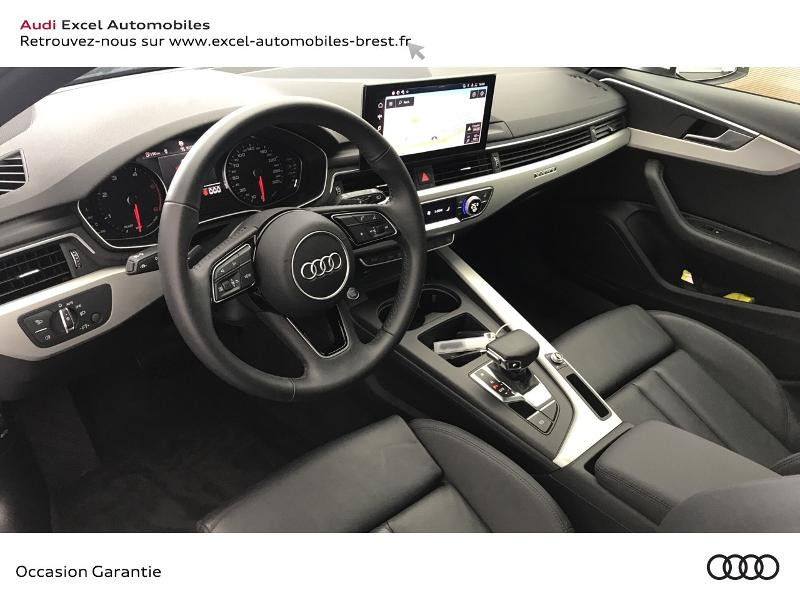 Photo 6 de l'offre de AUDI A4 Avant 45 TDI 231ch S line quattro tiptronic 8 à 43990€ chez Excel Automobiles – Audi Brest