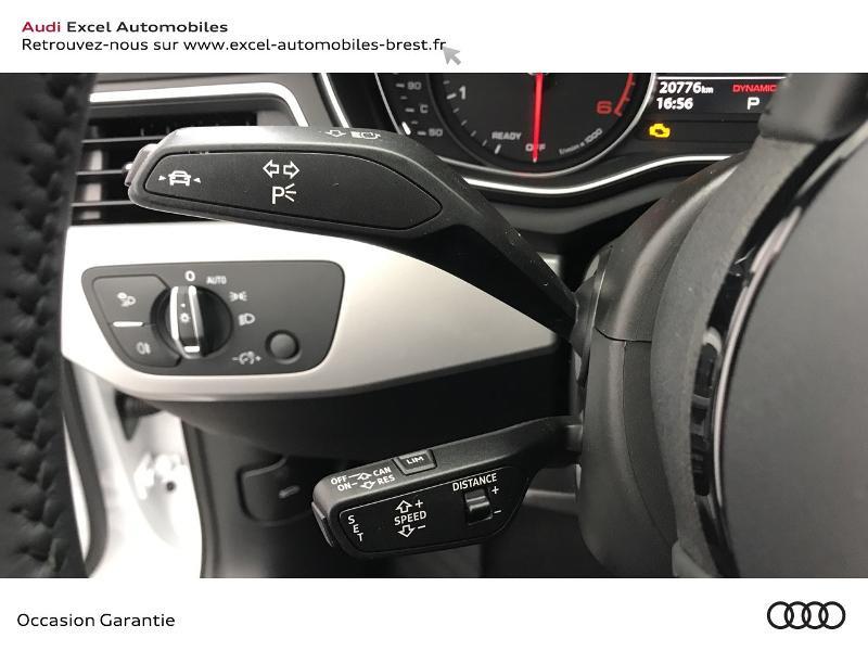 Photo 10 de l'offre de AUDI A4 Avant 45 TDI 231ch S line quattro tiptronic 8 à 43990€ chez Excel Automobiles – Audi Brest