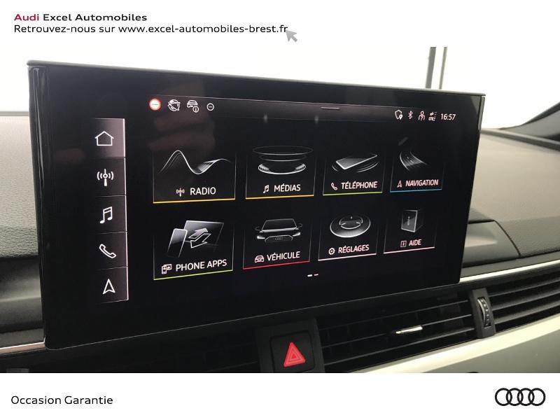 Photo 14 de l'offre de AUDI A4 Avant 45 TDI 231ch S line quattro tiptronic 8 à 43990€ chez Excel Automobiles – Audi Brest
