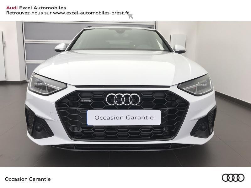 Photo 2 de l'offre de AUDI A4 Avant 45 TDI 231ch S line quattro tiptronic 8 à 43990€ chez Excel Automobiles – Audi Brest