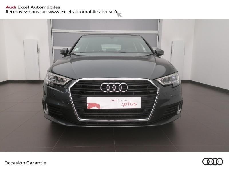 Photo 2 de l'offre de AUDI A3 Sportback 30 TFSI 116ch S line Euro6d-T à 24990€ chez Excel Automobiles – Audi Brest