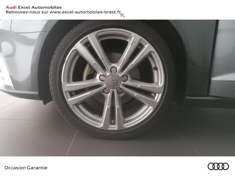 Photo 9 de l'offre de AUDI A3 Sportback 30 TFSI 116ch S line Euro6d-T à 24990€ chez Excel Automobiles – Audi Brest