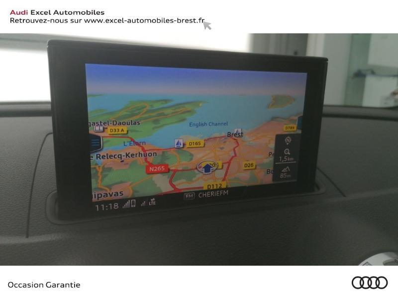 Photo 15 de l'offre de AUDI A3 Sportback 30 TFSI 116ch S line Euro6d-T à 24990€ chez Excel Automobiles – Audi Brest