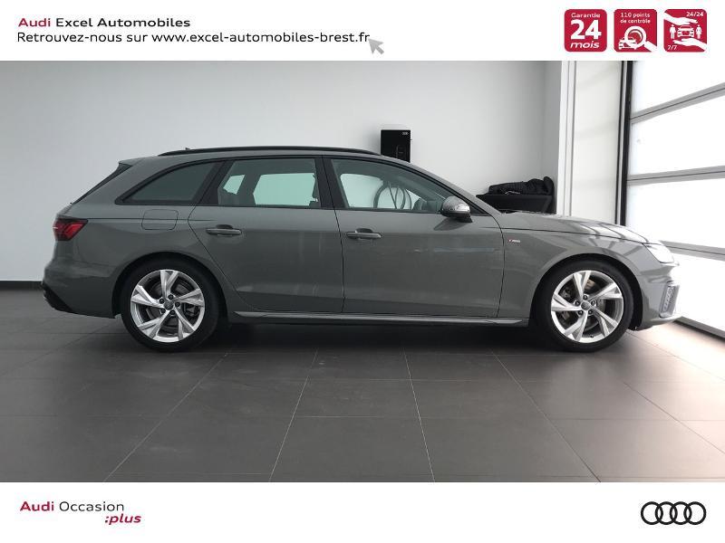 Photo 3 de l'offre de AUDI A4 Avant 35 TFSI 150 CH S TRONIC S LINE à 39490€ chez Excel Automobiles – Audi Brest