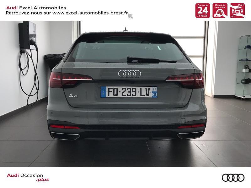 Photo 5 de l'offre de AUDI A4 Avant 35 TFSI 150 CH S TRONIC S LINE à 39490€ chez Excel Automobiles – Audi Brest