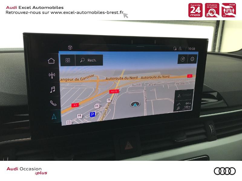 Photo 11 de l'offre de AUDI A4 Avant 35 TFSI 150 CH S TRONIC S LINE à 39490€ chez Excel Automobiles – Audi Brest
