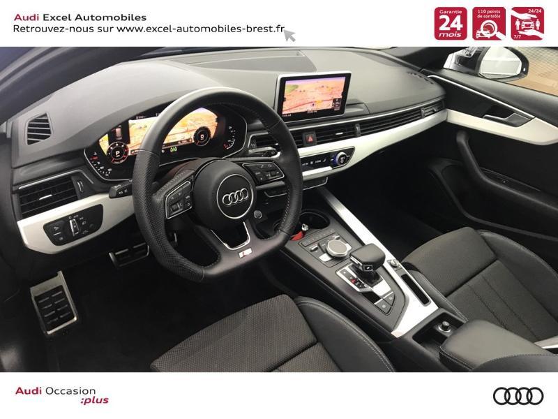 Photo 6 de l'offre de AUDI Nouvelle A4 AVANT 2.0 TDI 150 CH S TRONIC 7 S LINE à 37990€ chez Excel Automobiles – Audi Brest