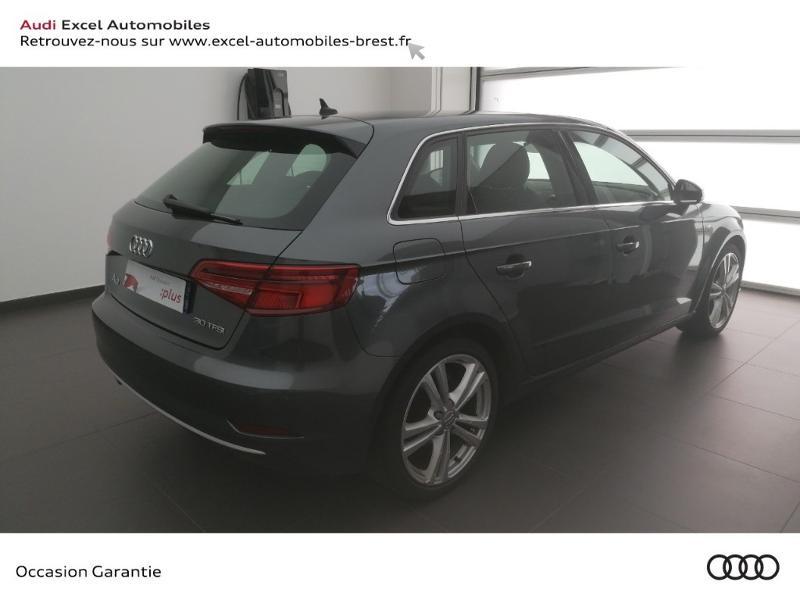 Photo 4 de l'offre de AUDI A3 Sportback 30 TFSI 116ch S line Euro6d-T à 24990€ chez Excel Automobiles – Audi Brest