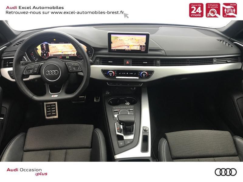 Photo 7 de l'offre de AUDI Nouvelle A4 AVANT 2.0 TDI 150 CH S TRONIC 7 S LINE à 37990€ chez Excel Automobiles – Audi Brest