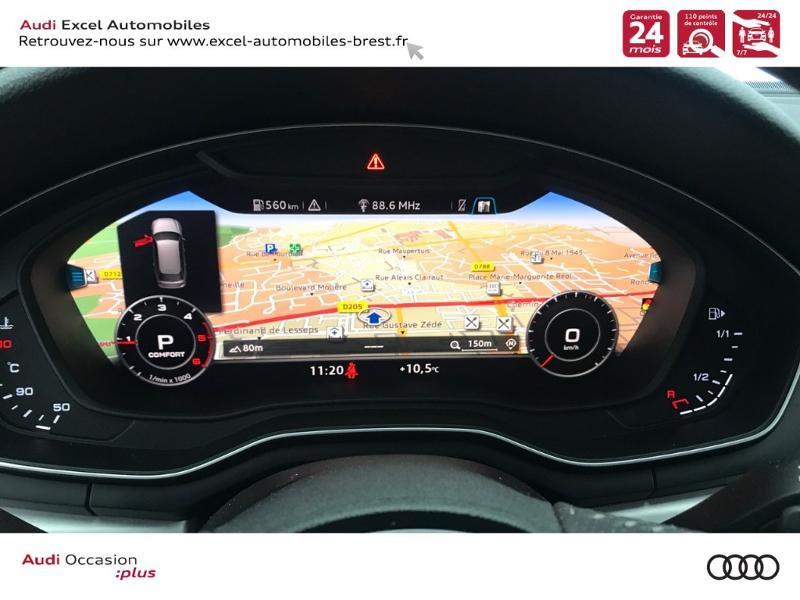 Photo 13 de l'offre de AUDI Nouvelle A4 AVANT 2.0 TDI 150 CH S TRONIC 7 S LINE à 37990€ chez Excel Automobiles – Audi Brest