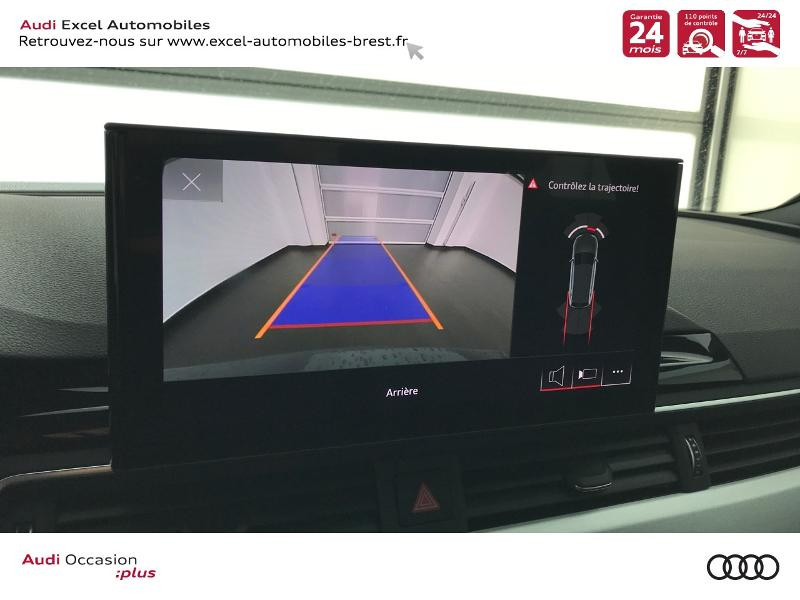 Photo 12 de l'offre de AUDI A4 Avant 35 TFSI 150 CH S TRONIC S LINE à 39490€ chez Excel Automobiles – Audi Brest