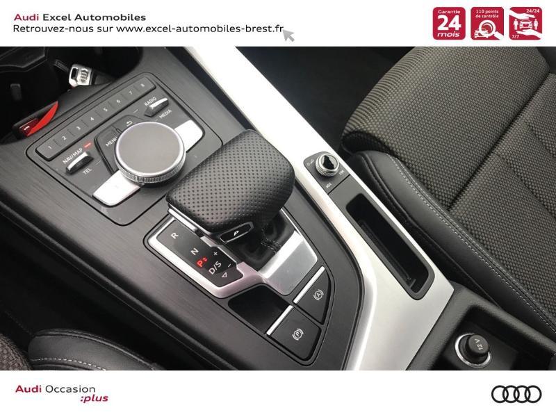 Photo 14 de l'offre de AUDI Nouvelle A4 AVANT 2.0 TDI 150 CH S TRONIC 7 S LINE à 37990€ chez Excel Automobiles – Audi Brest