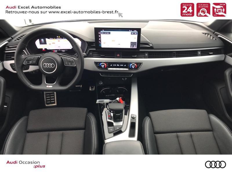 Photo 7 de l'offre de AUDI A4 Avant 35 TFSI 150 CH S TRONIC S LINE à 39490€ chez Excel Automobiles – Audi Brest