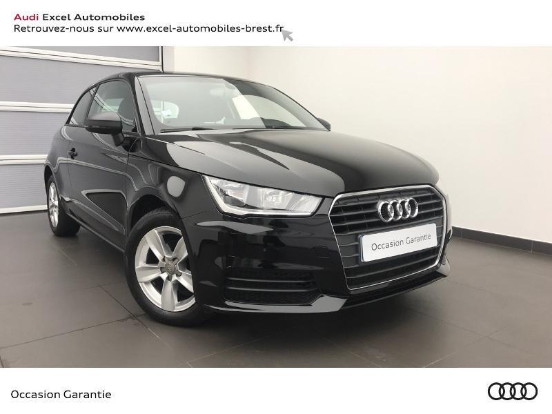 Audi A1 1.0 TFSI 82ch Business line Essence NOIR BRILLANT VERNI Occasion à vendre